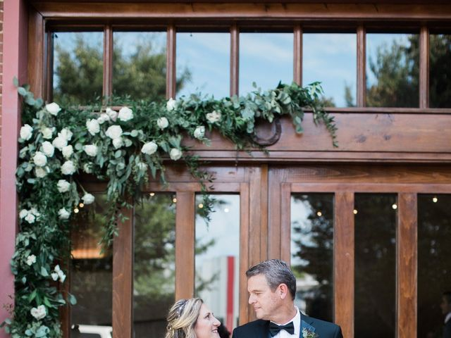 Jennifer and Craig's Wedding in Anderson, South Carolina 11