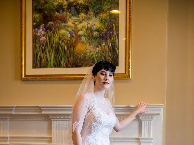 Nick and Stephanie's Wedding in Philadelphia, Pennsylvania 5