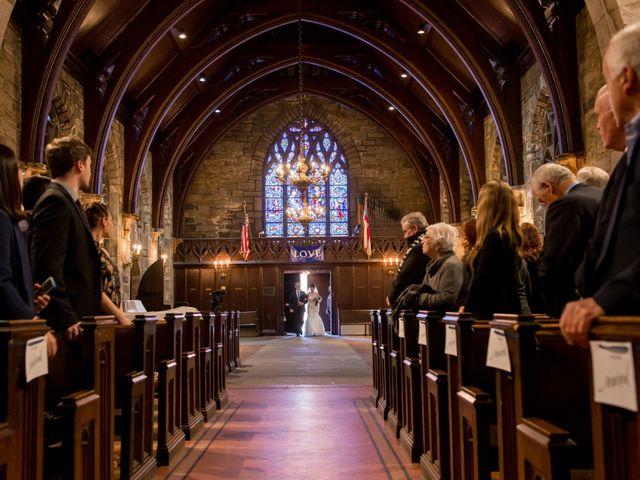 Nick and Stephanie's Wedding in Philadelphia, Pennsylvania 16