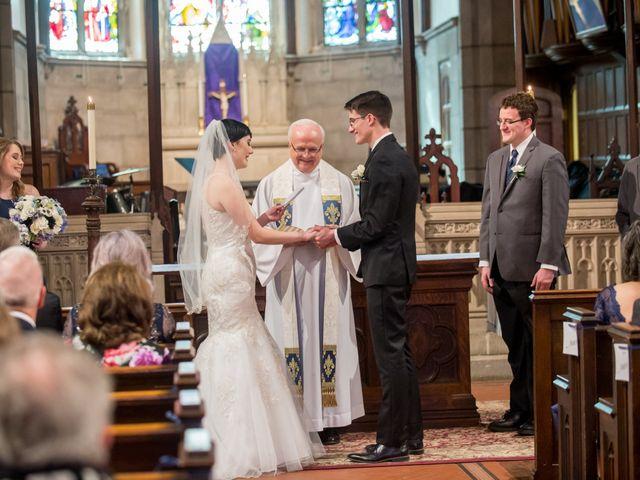Nick and Stephanie's Wedding in Philadelphia, Pennsylvania 17