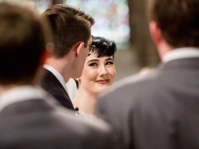 Nick and Stephanie's Wedding in Philadelphia, Pennsylvania 19