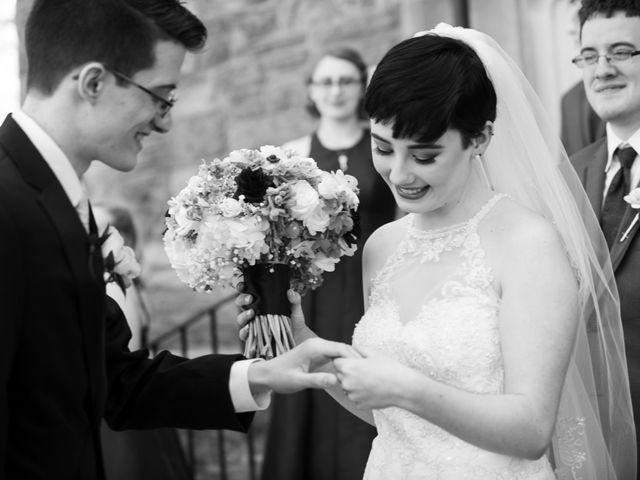 Nick and Stephanie's Wedding in Philadelphia, Pennsylvania 21