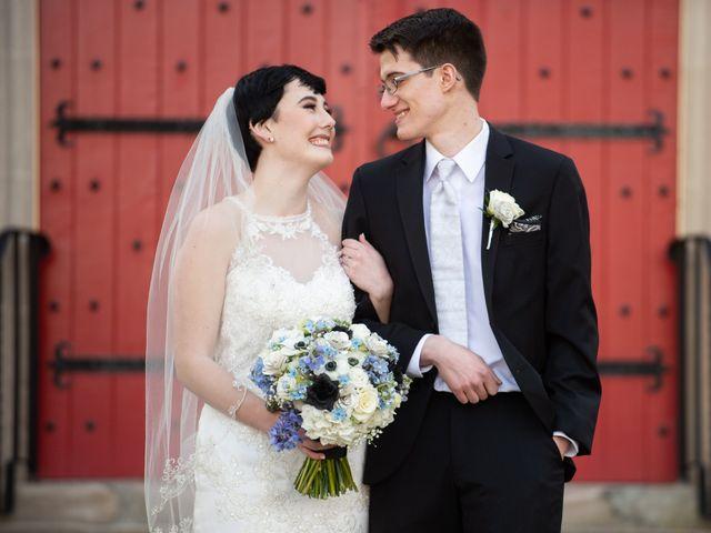 Nick and Stephanie's Wedding in Philadelphia, Pennsylvania 27
