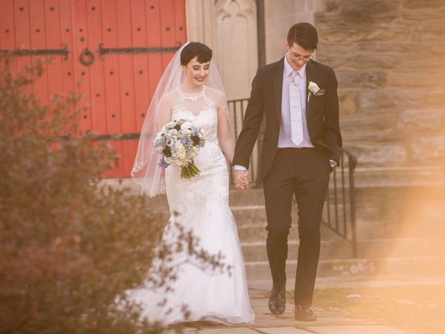 Nick and Stephanie's Wedding in Philadelphia, Pennsylvania 30