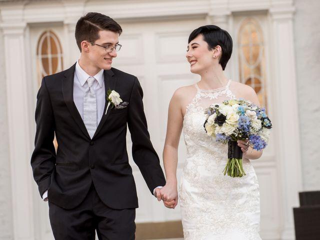Nick and Stephanie's Wedding in Philadelphia, Pennsylvania 41