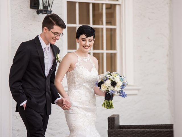 Nick and Stephanie's Wedding in Philadelphia, Pennsylvania 42