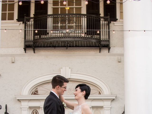 Nick and Stephanie's Wedding in Philadelphia, Pennsylvania 44
