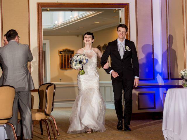 Nick and Stephanie's Wedding in Philadelphia, Pennsylvania 46