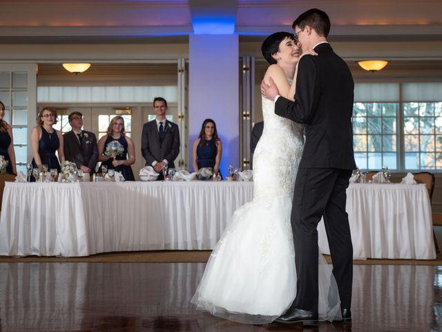 Nick and Stephanie's Wedding in Philadelphia, Pennsylvania 47