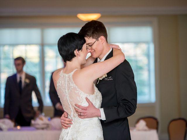 Nick and Stephanie's Wedding in Philadelphia, Pennsylvania 49