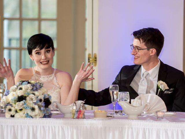 Nick and Stephanie's Wedding in Philadelphia, Pennsylvania 51