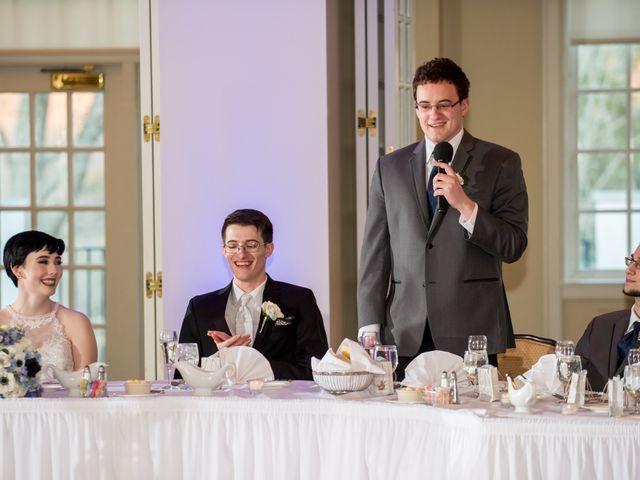 Nick and Stephanie's Wedding in Philadelphia, Pennsylvania 52