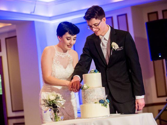 Nick and Stephanie's Wedding in Philadelphia, Pennsylvania 53