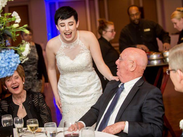 Nick and Stephanie's Wedding in Philadelphia, Pennsylvania 54