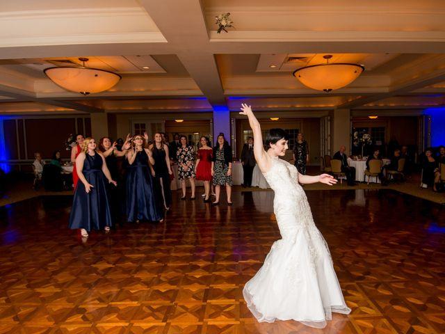 Nick and Stephanie's Wedding in Philadelphia, Pennsylvania 55