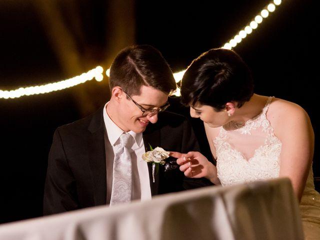 Nick and Stephanie's Wedding in Philadelphia, Pennsylvania 61