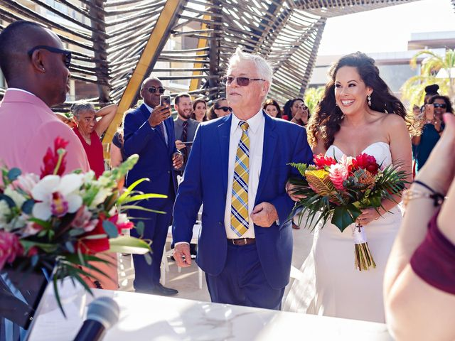 Patrick and Sabrina's Wedding in Cancun, Mexico 28