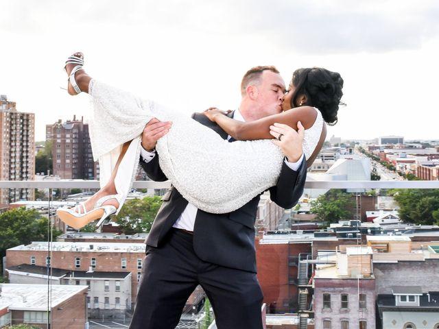 The wedding of Sanya and Austin