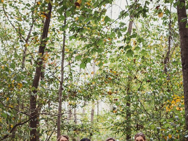 Anthony and Katya's Wedding in Asheville, North Carolina 11