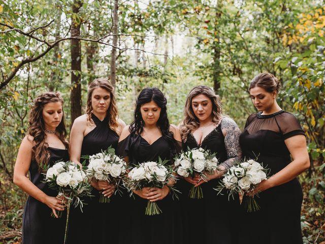 Anthony and Katya's Wedding in Asheville, North Carolina 12