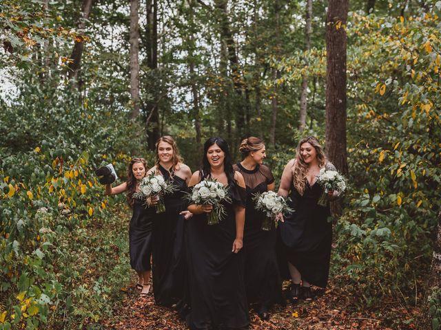 Anthony and Katya's Wedding in Asheville, North Carolina 15