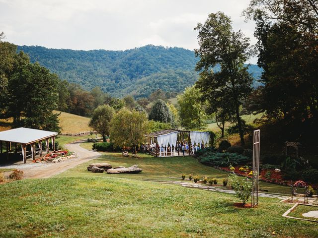 Anthony and Katya's Wedding in Asheville, North Carolina 38