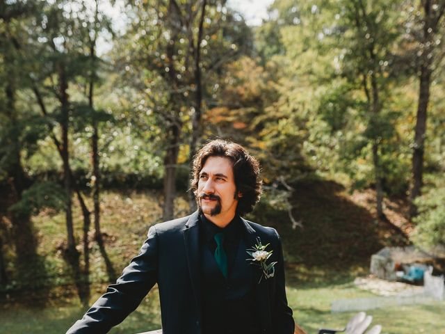 Anthony and Katya's Wedding in Asheville, North Carolina 39