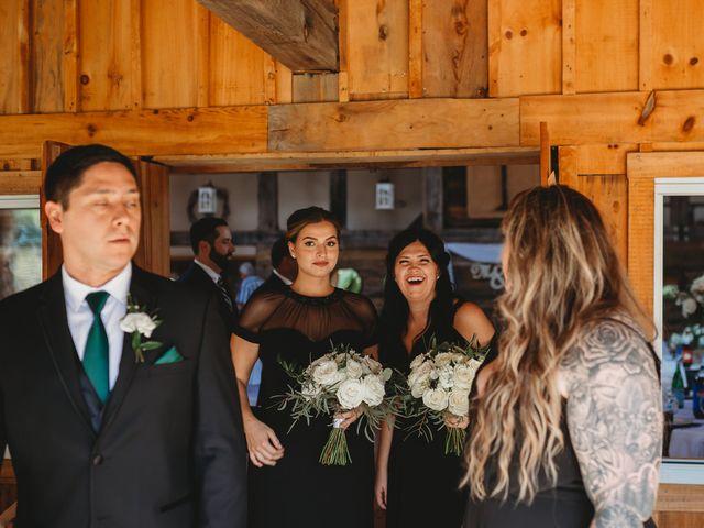 Anthony and Katya's Wedding in Asheville, North Carolina 42