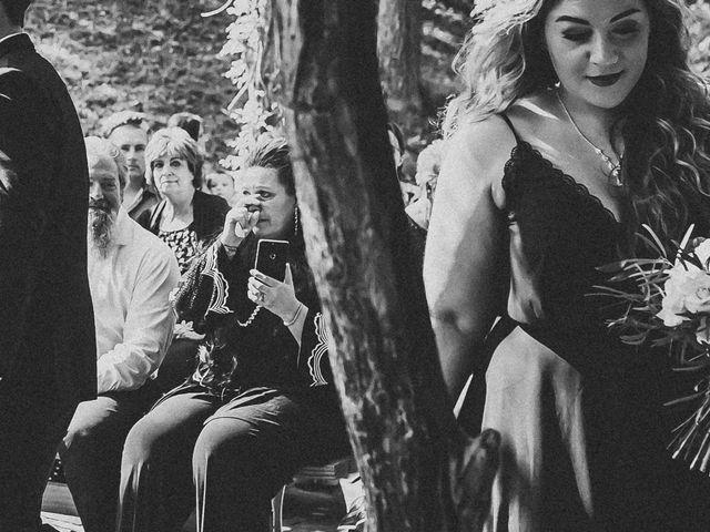 Anthony and Katya's Wedding in Asheville, North Carolina 45