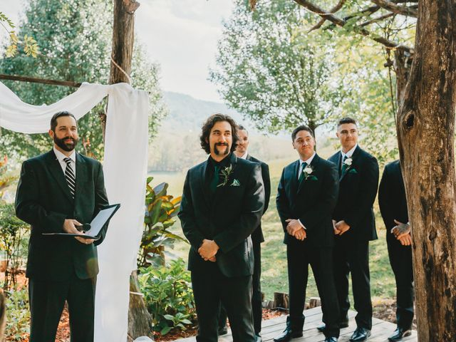 Anthony and Katya's Wedding in Asheville, North Carolina 46