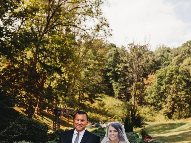 Anthony and Katya's Wedding in Asheville, North Carolina 47