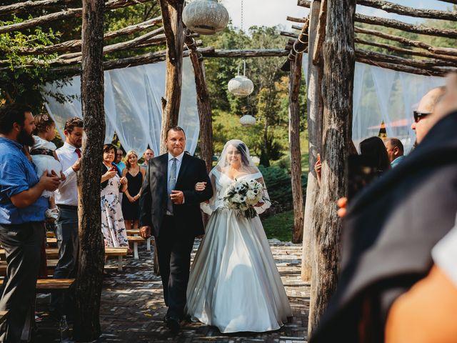 Anthony and Katya's Wedding in Asheville, North Carolina 49