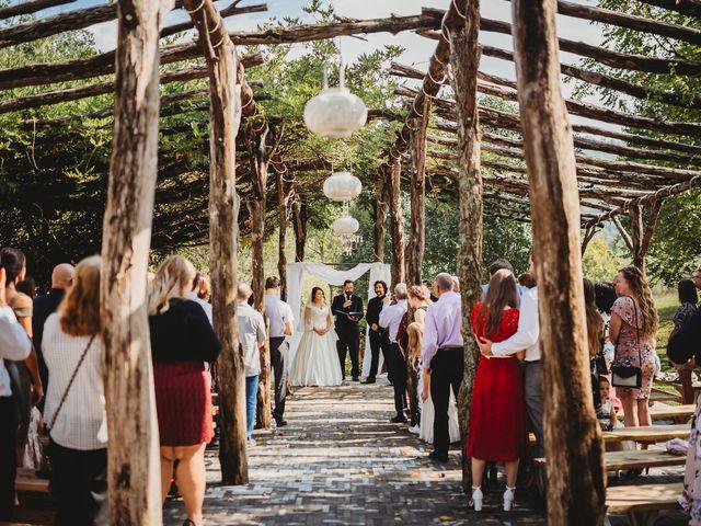 Anthony and Katya's Wedding in Asheville, North Carolina 52