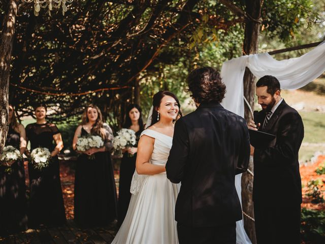 Anthony and Katya's Wedding in Asheville, North Carolina 55