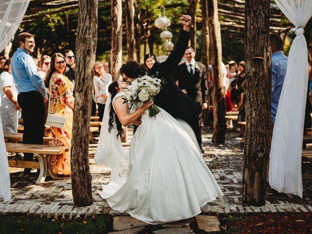 Anthony and Katya's Wedding in Asheville, North Carolina 58
