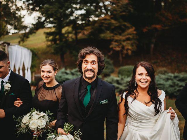 Anthony and Katya's Wedding in Asheville, North Carolina 62