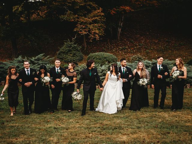 Anthony and Katya's Wedding in Asheville, North Carolina 63