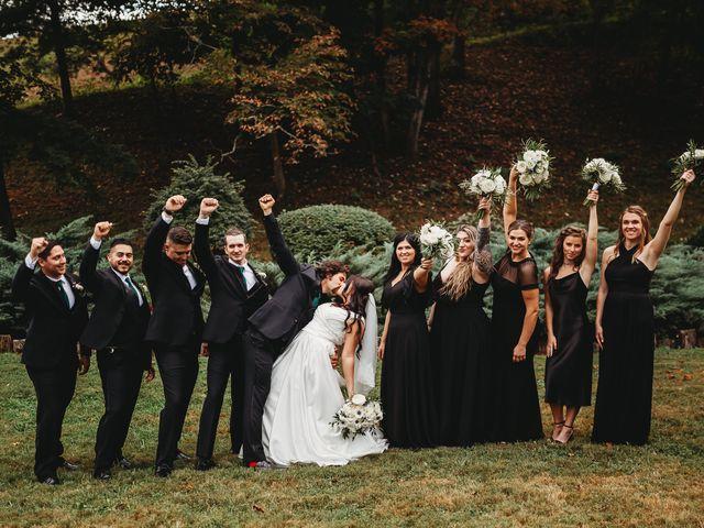 Anthony and Katya's Wedding in Asheville, North Carolina 67
