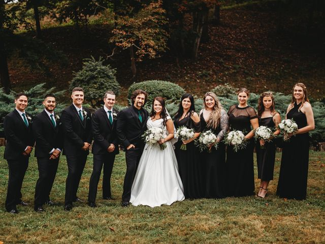 Anthony and Katya's Wedding in Asheville, North Carolina 68