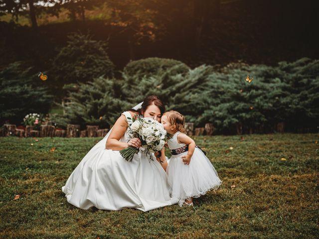 Anthony and Katya's Wedding in Asheville, North Carolina 69