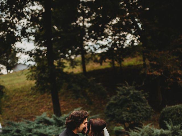 Anthony and Katya's Wedding in Asheville, North Carolina 73
