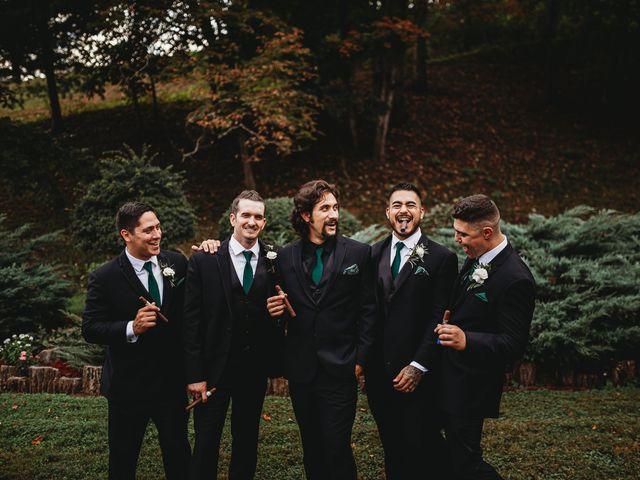 Anthony and Katya's Wedding in Asheville, North Carolina 78