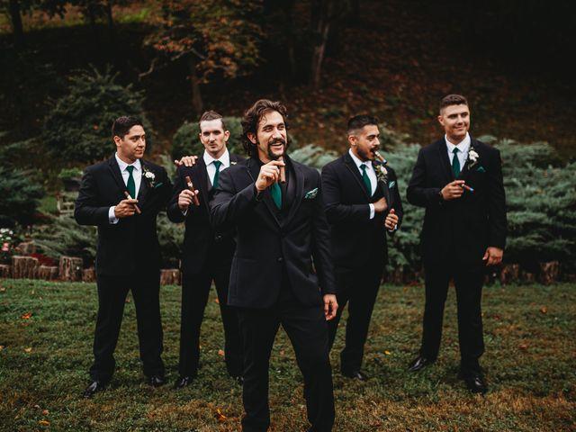 Anthony and Katya's Wedding in Asheville, North Carolina 79