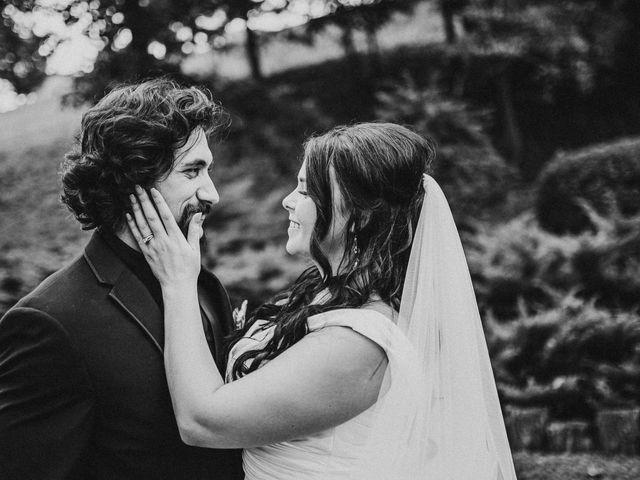Anthony and Katya's Wedding in Asheville, North Carolina 81