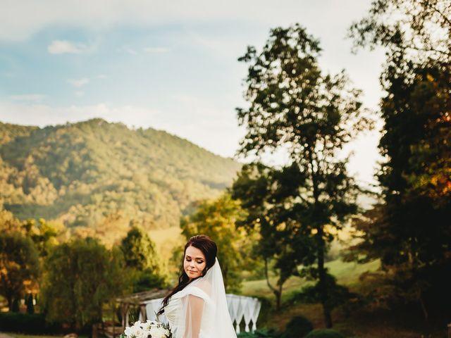 Anthony and Katya's Wedding in Asheville, North Carolina 84