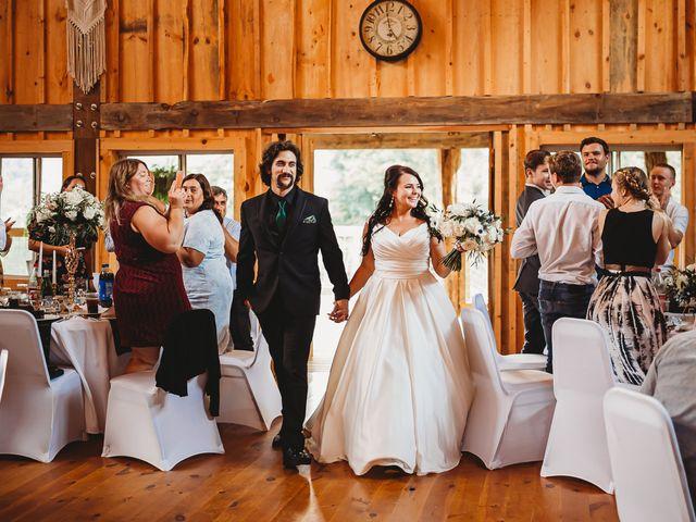 Anthony and Katya's Wedding in Asheville, North Carolina 87