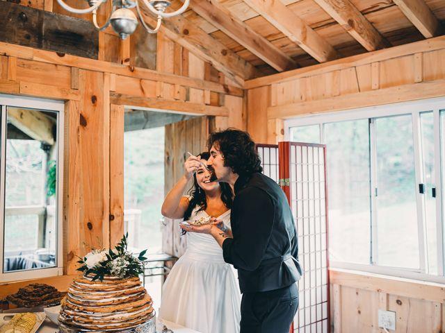 Anthony and Katya's Wedding in Asheville, North Carolina 90