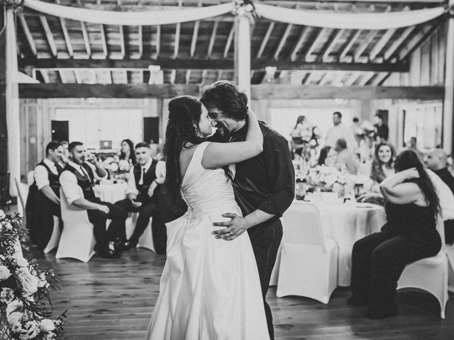 Anthony and Katya's Wedding in Asheville, North Carolina 95