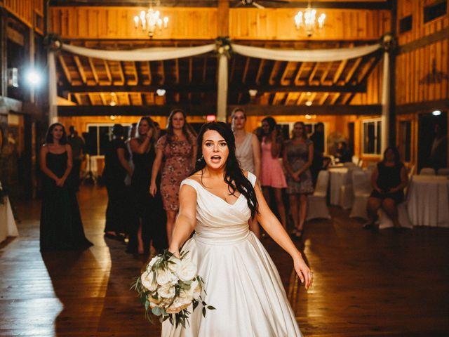 Anthony and Katya's Wedding in Asheville, North Carolina 103
