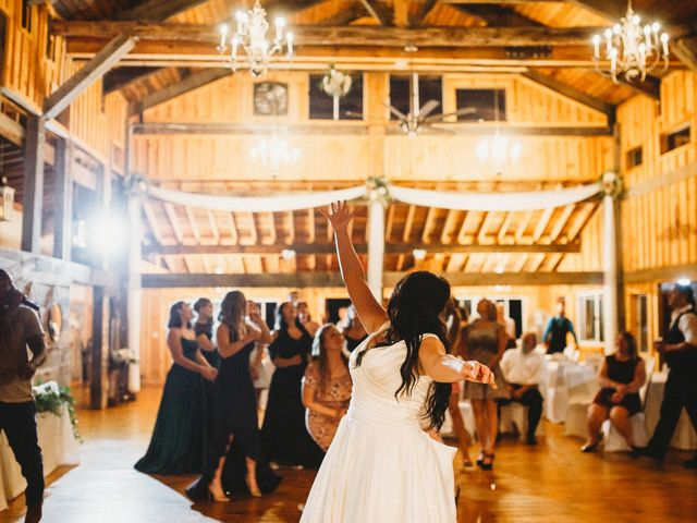 Anthony and Katya's Wedding in Asheville, North Carolina 104